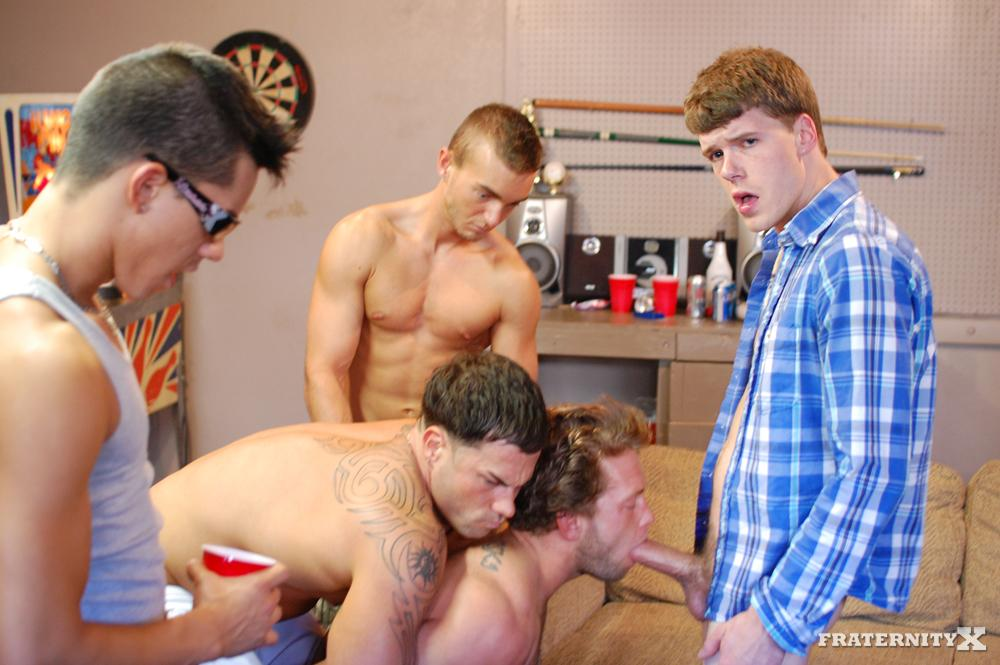 Fraternity X Straight Frat Boys Barebacking Amateur Gay Porn 07 Real Amateur Drunk Fraternity Brothers Take Turns Barebacking