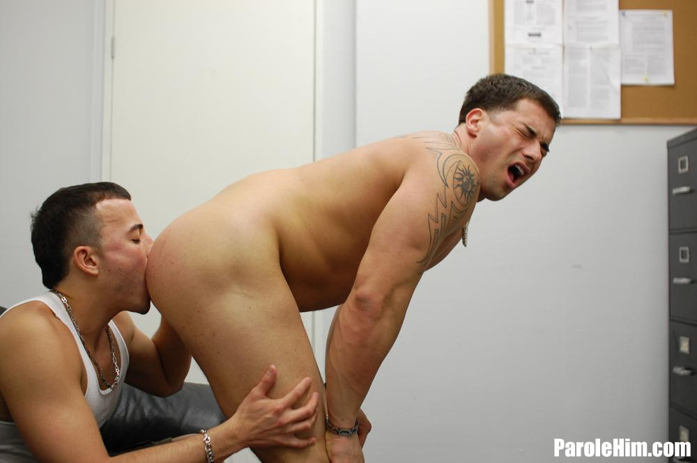 Parole-Him-Benny-G-and-Mendoza-bareback-big-cocks-Amateur-Gay-Porn-11 Fuck My Immigrant Ass Bareback Or Go Back To Jail