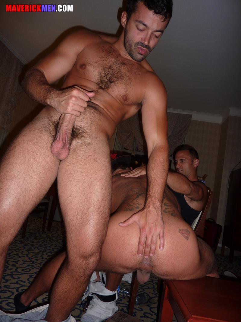 Horny Straight Boys