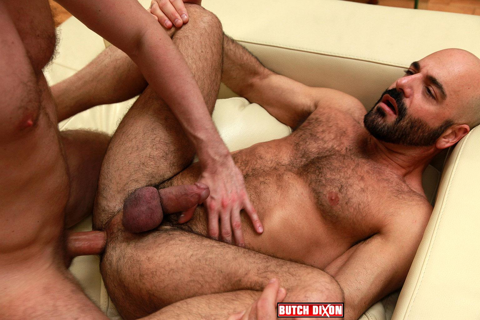Butch-Dixon-Adam-Russo-and-Adam-Dacre-Getting-Fucked-By-A-Big-Uncut-Cock-Amateur-Gay-Porn-06 Adam Russo Getting A Big Bareback Uncut Cock Up His Hairy Ass