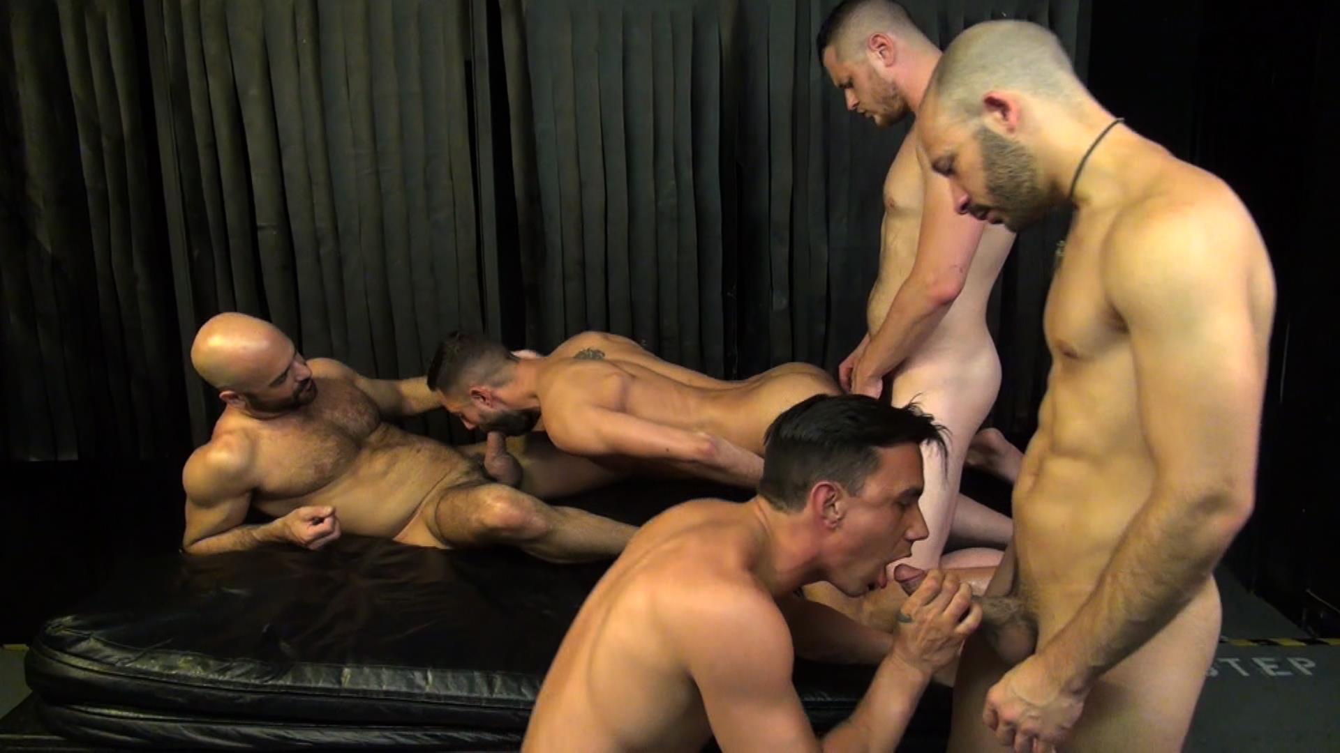 Raw-Fuck-Club-Blue-Bailey-and-Dylan-Strokes-and-Adam-Russo-and-Dean-Brody-and-Jay-Brix-Bareback-Orgy-Amateur-Gay-Porn-1 Adam Russo Getting Double Penetrated At A Bareback Sex Party