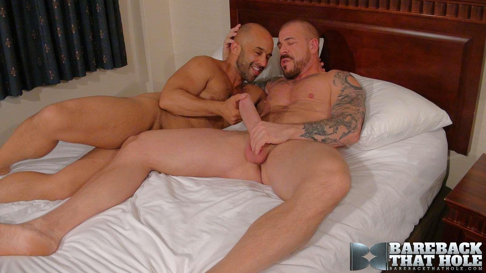 Bareback-That-Hole-Bareback-That-Hole-Rocco-Steele-and-Igor-Lukas-Huge-Cock-Barebacking-A-Tight-Ass-Amateur-Gay-Porn-01 Rocco Steele Tearing Up A Tight Ass With His Huge Cock