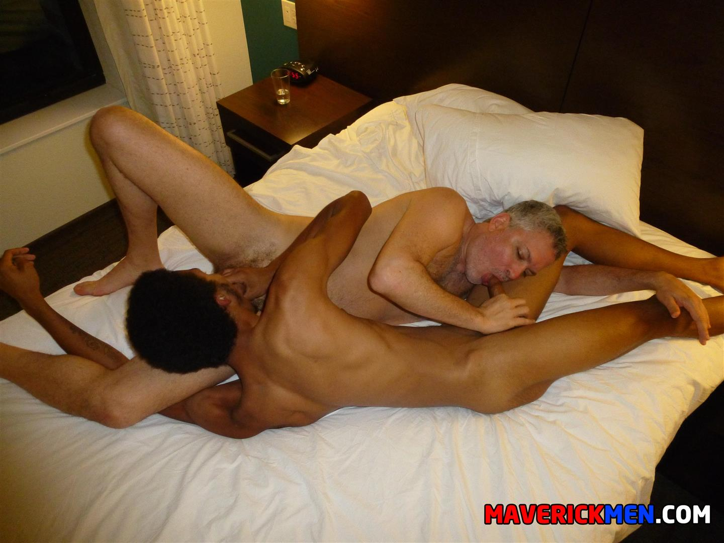 Maverick Men Richie Black Twink Takes Two Muscle Daddy Cocks Bareback Amateur Gay Porn 23 Black Top Twink Takes Two Raw Muscle Daddy Cocks Up The Ass