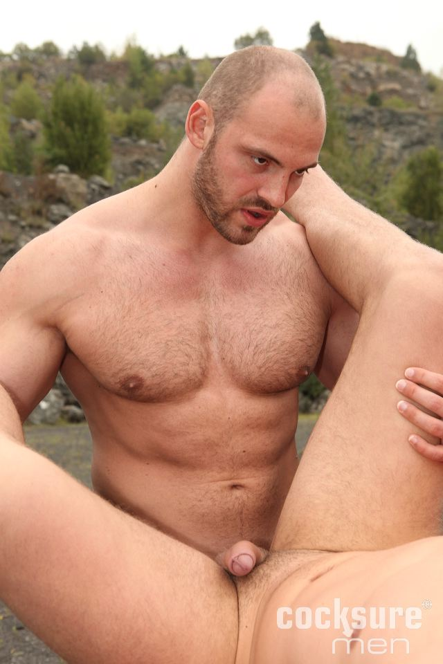 Cocksure-Men-Thomas-Ride-and-Ryan-Cage-Beefy-Czech-Muscle-Guys-Bareback-Big-Uncut-Cocks-Amateur-Gay-Porn-09 Amateur Beefy Muscle Hunks Fucking Bareback With Big Uncut Cocks