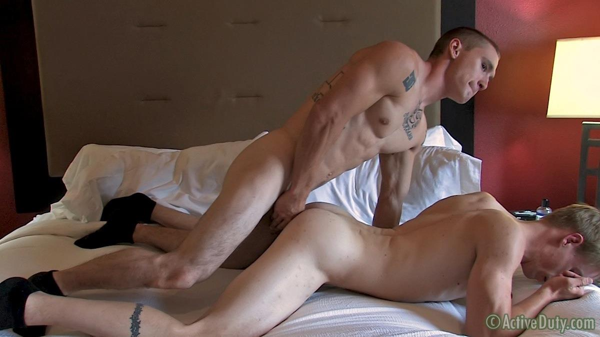 Active Duty Drew and Tim Army Guys Fucking Bareback With Thick Cocks Amateur Gay Porn 10 Returning Texas Army Soldier Opens His Ass For A Breeding