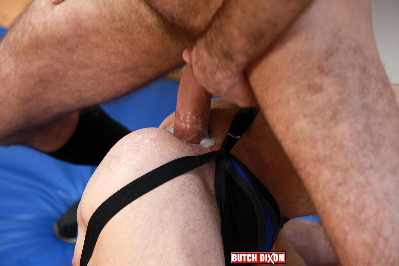 Butch Dixon Aitor Bravo and Craig Daniel Big Uncut Cock Barebacking Breeding BBBH Amateur Gay Porn 31 Craig Daniel Barebacking Aitor Bravo With His Huge Uncut Cock
