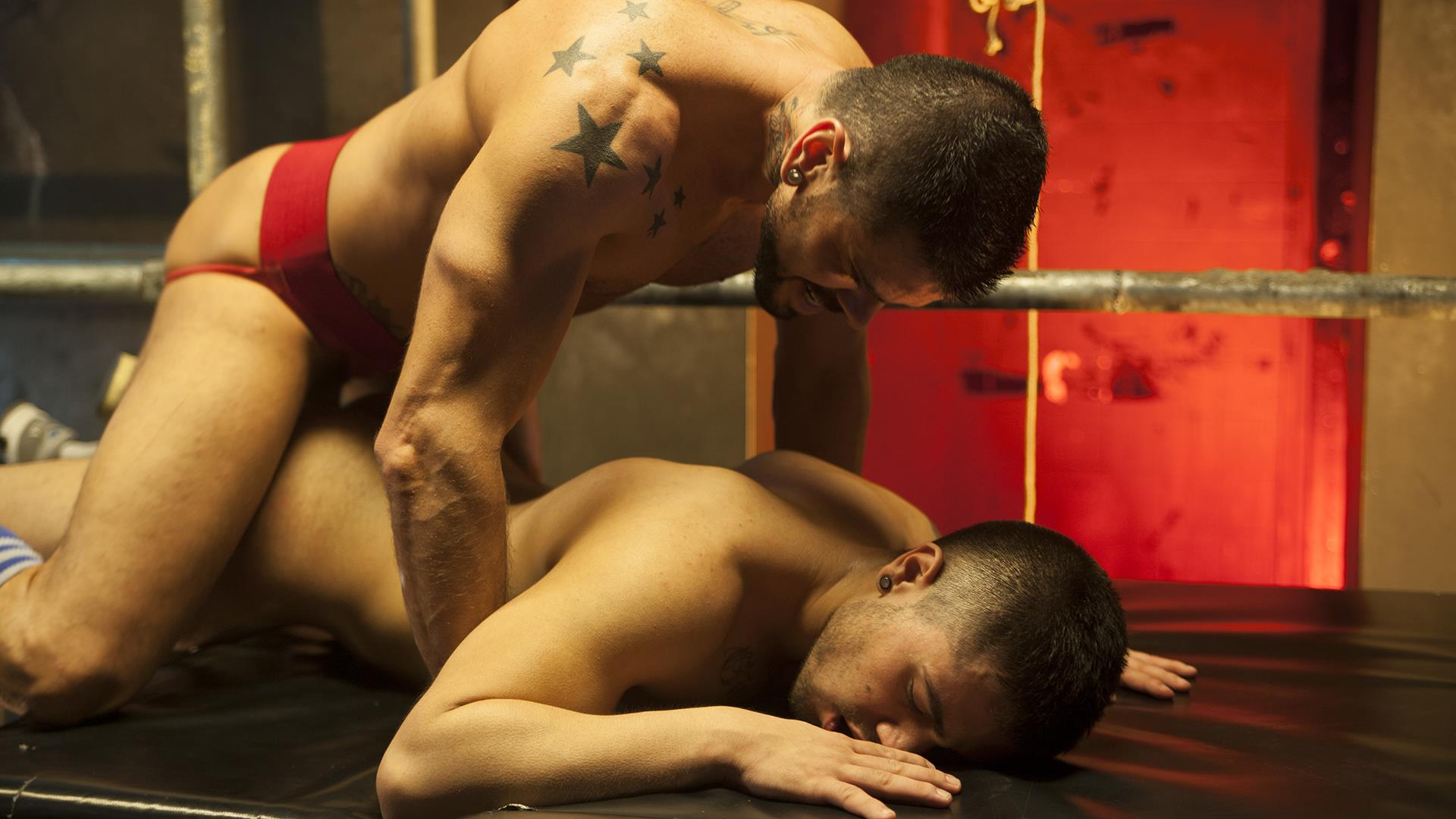Dark Alley XT Mario Domenech and Antonio Miracle Jocks Bareback Bathhouse Sex Amateur Gay Porn 14 Muscle Jocks Bareback Fucking At A Bathhouse With Their Big Uncut Cocks