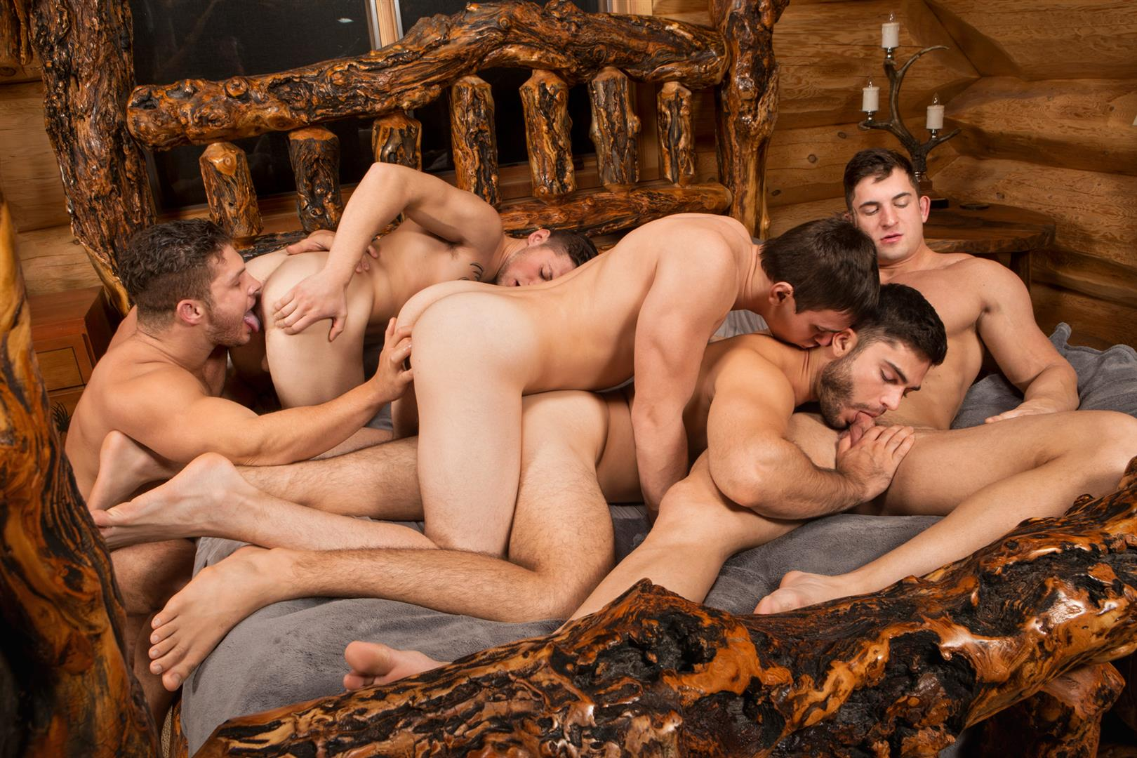 Sean Cody Winter Getaway Day 1 Big Dick Hunks Fucking Bareback Amateur Gay Porn 11 Sean Cody Takes The Boys On A 8 Day Bareback Winter Getaway