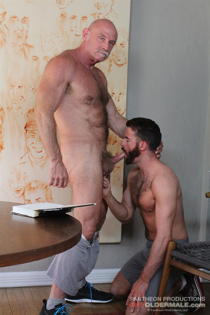 Hot-Older-Male-Conor-Harris-and-Brendan-Patrick-Hairy-Muscle-Daddy-bareback-Amateur-Gay-Porn-07 Hairy Muscular Daddy Conor Harris Barebacks Brendan Patrick