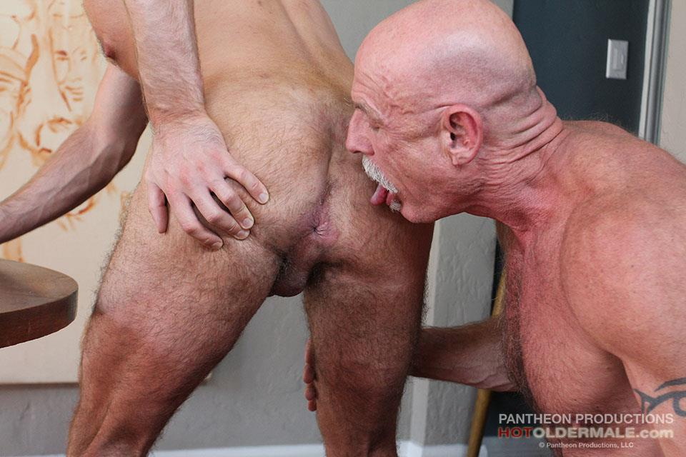 Hot Older Men Barebacking