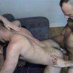 Eric Raw Bareback Threesome Hairy Muscle Hunks Amateur 05 150x150 Bareback Fuck Date With Three Hairy Muscular Jocks