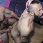 Eric Raw Bareback Threesome Hairy Muscle Hunks Amateur 06 150x150 Bareback Fuck Date With Three Hairy Muscular Jocks