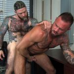 Raw-Fuck-Club-Jack-Dixon-and-Michael-Roman-Hairy-Muscle-Daddy-Bareback-Gay-Sex-Video-05-150x150 Taking A Raw Ride On Jack Dixon's Big Fat Daddy Cock