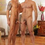 Richard-XXX-Adam-Russo-and-Casey-Everett-Muscle-Daddy-Thick-Dick-Bareback-Video-05-150x150 Hairy Muscle Daddy Adam Russo Bareback Fucking Casey Everett